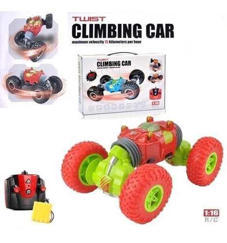 Twist Climbing Car Control Remoto Navidad