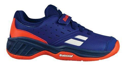 Zapatos jugar tenis niño niña babolat pulsion all court