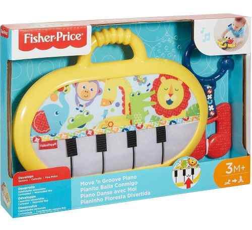 Fisher price pianito piano baila conmigo juguete bebe bebes