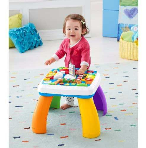 Fisher-price learning table mesa aprendizaje juguete bebe w