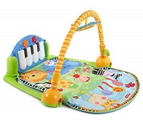 Gimnasio tapete para bebe piano musical