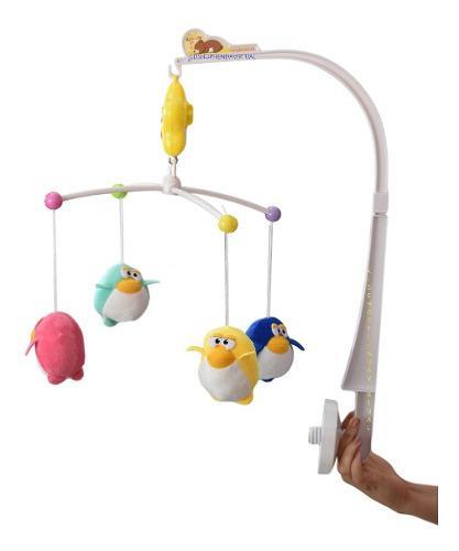 Movil musical para cuna bebe