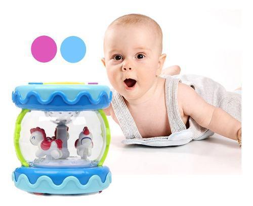 Tambor bebé musical didáctico envio gratis