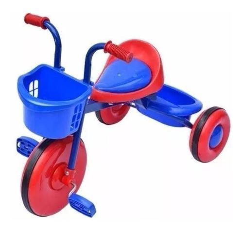Triciclo bambino juguete tres ruedas montable niños yogui