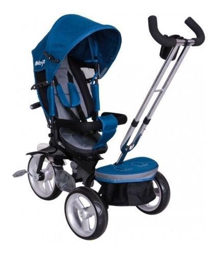 Triciclo paseador con asiento giratorio ebaby 302