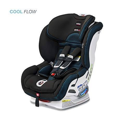 Britax boulevard clicktight cool flow silla carro bebe