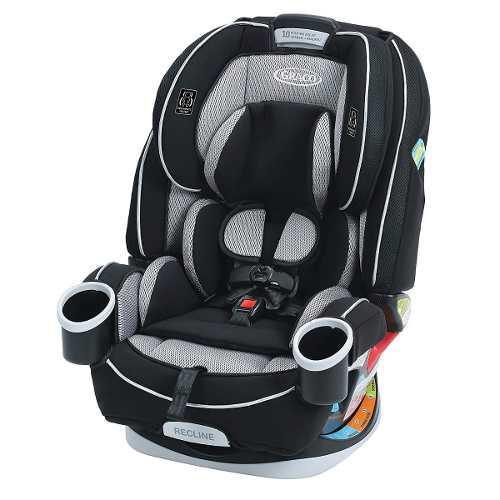 Graco 4ever 4-in-1 matrix silla carro convertible bebe niña