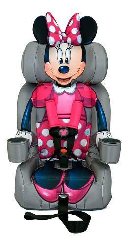 Kidsembrace minnie mouse booster silla carro bebe niño