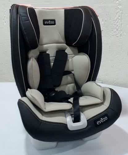 Silla isofix carro porta bebé auto grande acolchada