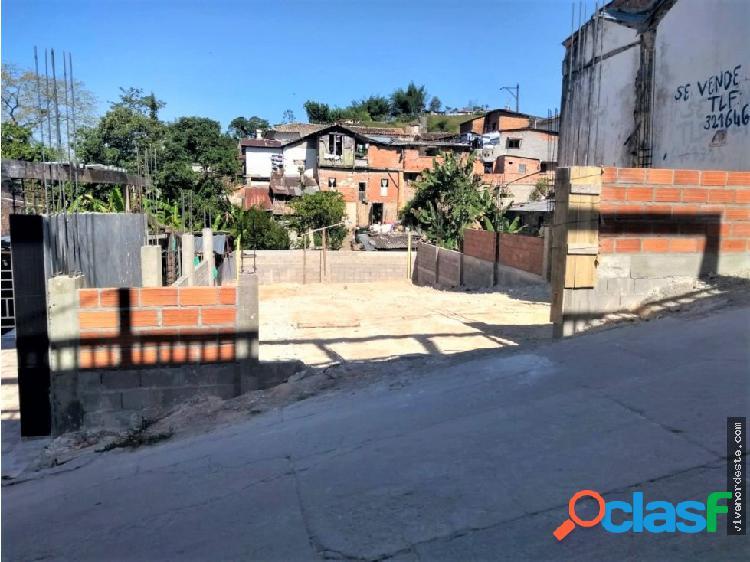 Lote urbano ideal para construir