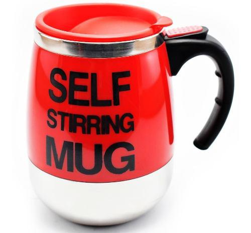 Vaso pocillo batidor mezclador electrico mug