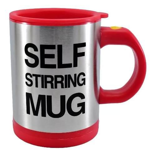 Vaso taza pocillo batidor mezclador eléctrico mug cafe