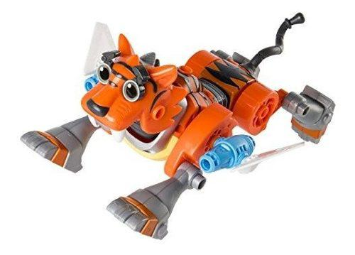 Juego de rol oxidado remaches tigre bot construir juguete ac