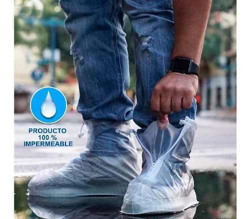 100% impermeable funda para zapatos suela antideslizante mnr