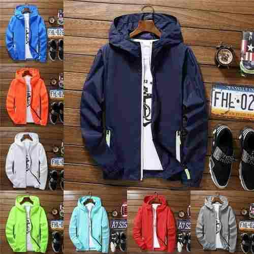 S-7xl - chaqueta impermeable para hombre, chaqueta con capuc
