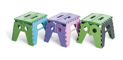 Silla Plegable Portátil Plastica Portátil Niños