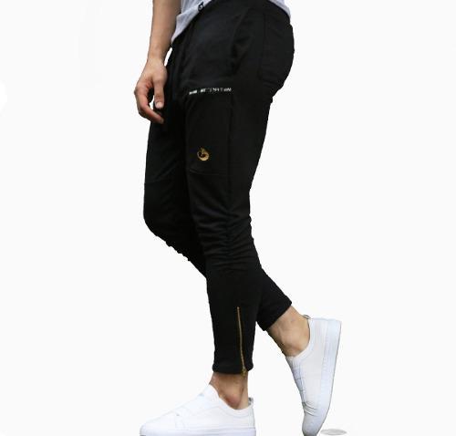 Sudadera jogger alpha negro original maxi®