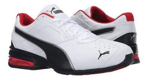Zapatos deportivos tennis puma tazon 6 fm 100 original