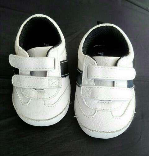 Zapatos tenis bebe blancos deportivos tennis niño 6 meses