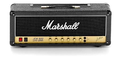 Cabezote guitarra marshall jcm800 2203 100 watt de tubos