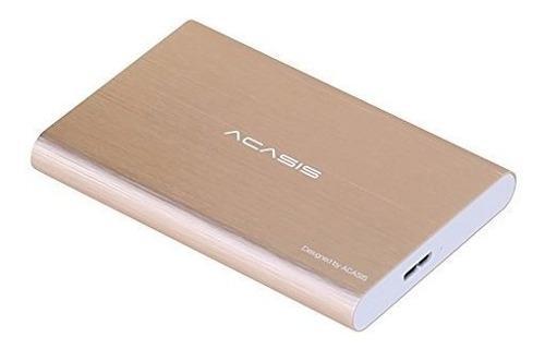 Disco duro externo portátil hdd de 2.5 y 120 gb dispositivo
