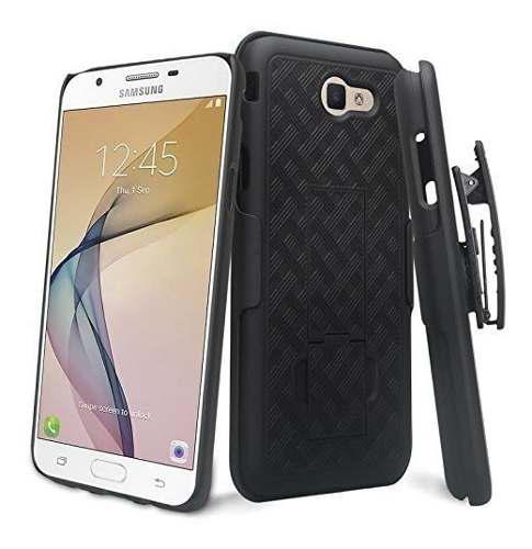 Samsung j7v case, galaxy j7 prime, j7 perx, j7 sky pro tough