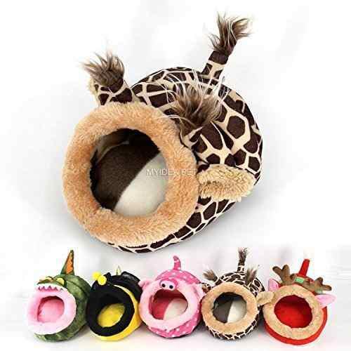 Cama caliente de cobayas, nido de invierno de erizo, c...