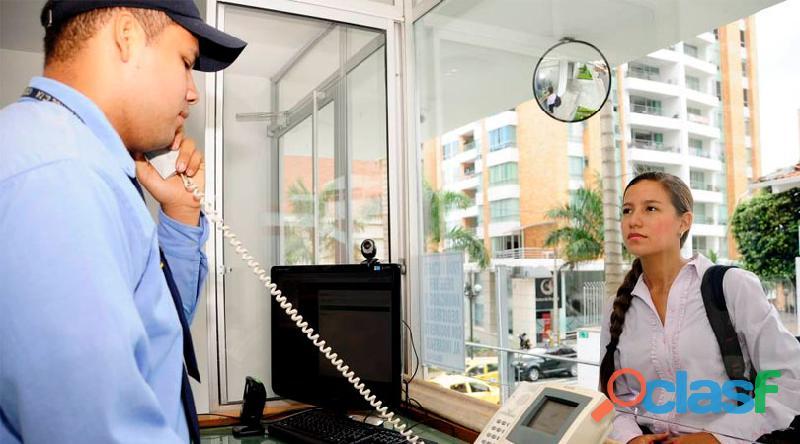 Preservig sas servicios generales portería aseo mantenimiento edificios