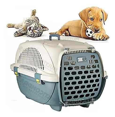 Guacal gato perro mascota casa transportar barato economico