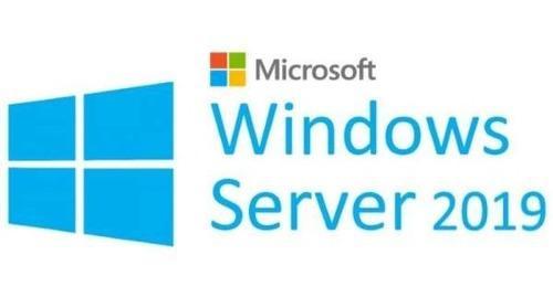 Licencia windows server 2019 std o dc x5 user cal