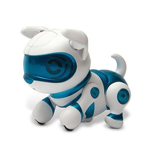 Tekno Newborn Pet Robot Dog, Azul