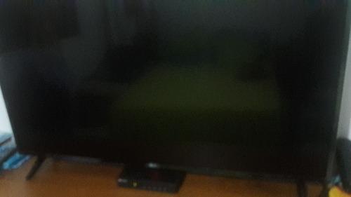 Tv lg 43lj550t con pantalla rota. uso 6 meses