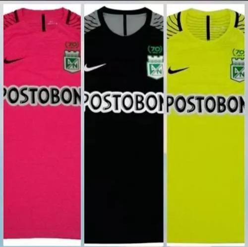 Atlético nacional camisas armani x3 promoción