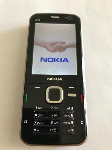 Celular sencillos nokia n78 original genuino.