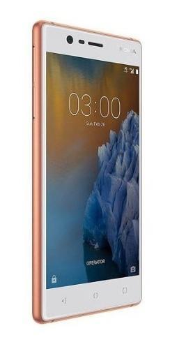 Celular smartphone nokia 3 4g 5 pulgadas 2gb 16gb android c