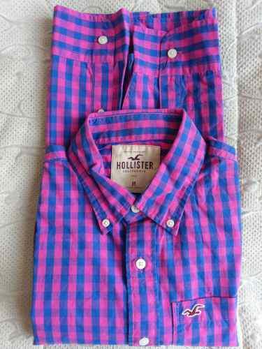 Promo camisas originales tommy hollister talla m manga larga