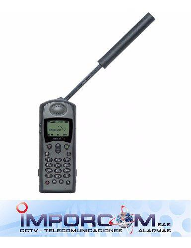 Telefono satelital iridium 9505a,como nuevo fotos reales