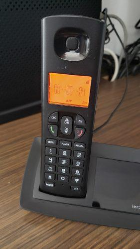 Telefonos inalambricos alcatel versatis e100 duo