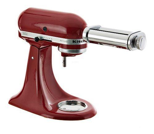 Combo batidora artisan + pasta roller ksm150pber kitchenaid