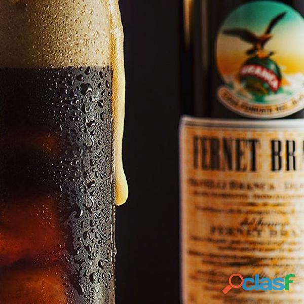 Fernet branca botella 750 ml en bogotá