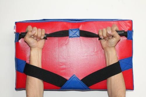 2 golpeadores, pao, foco: artes marciales-boxeo (60x35x10cm)