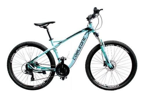 Bicicleta corleone rin 29 frenos hidráulicos 2019