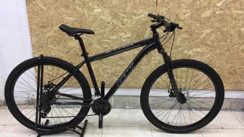 Bicicleta gw, aluminio, frenos hidráulicos 8x3