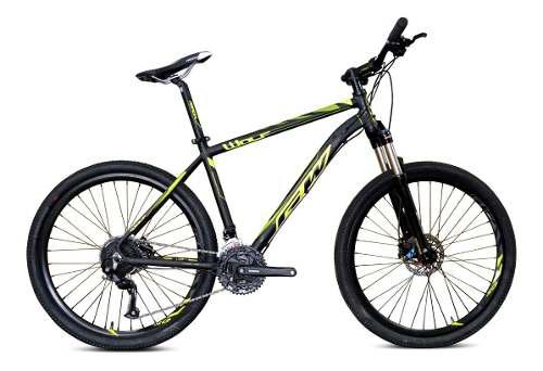 Bicicleta gw wolf 27,5 shimano altus suntour bloqremoto 27v