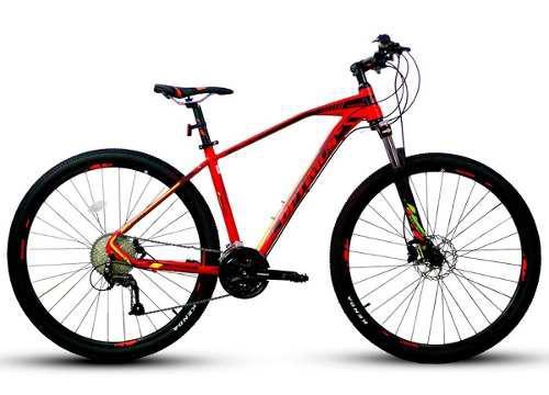 Bicicletas optimus tucana 29 altus 9 hidráulico bloqueo rem
