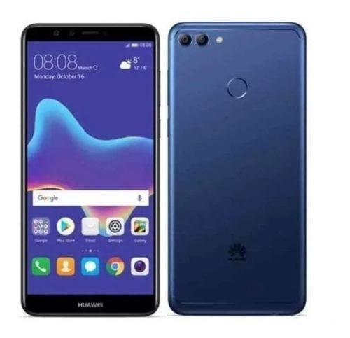 Celular libre huawei y9 2018 32gb duos 13mp/8mp 5.93