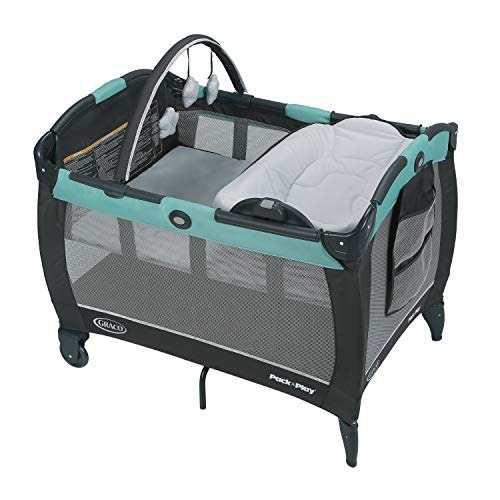 Graco pack 'n play reversible tenley moises cuna corral bebe