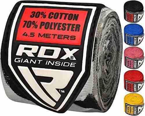 Rdx vendas elasticas para boxeo y artes marciales mixtas 148