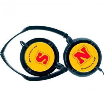 Audífonos diadema genius ghp - 410f with pouc amarillo