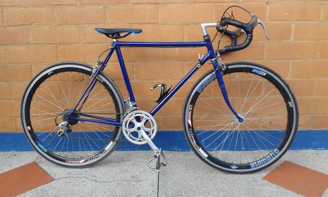 Bicicleta ruta shimano-murelli